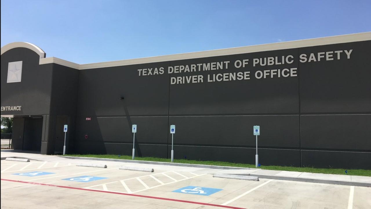 Texas department of motor vehicles driver s license office for Department of motor vehicles houston texas