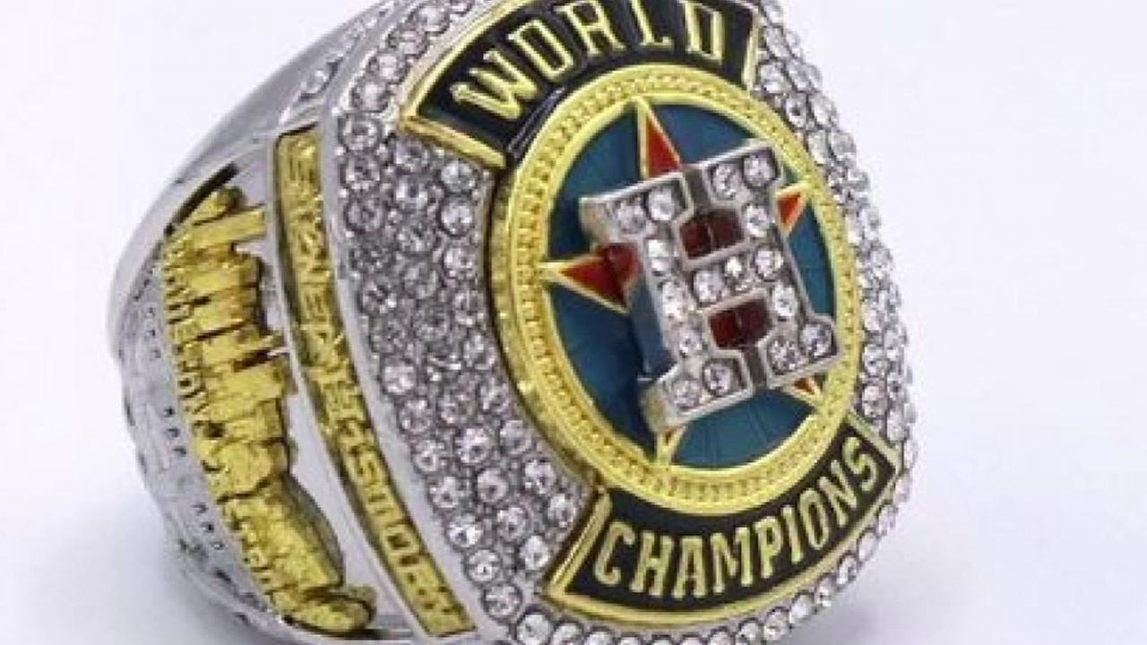 Corpus Christi Hooks to give away replica Astros World Series fan rings
