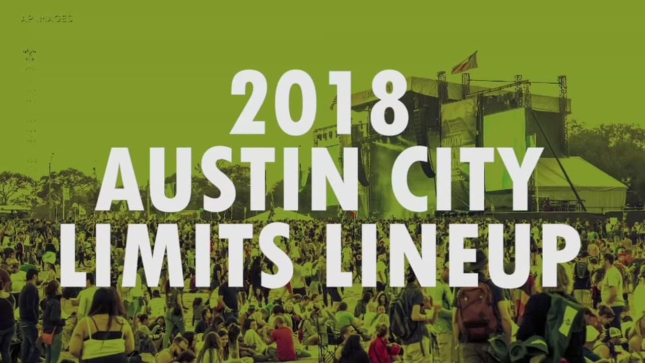 Austin City Limits Music Fest releases 2018 lineup filled ...