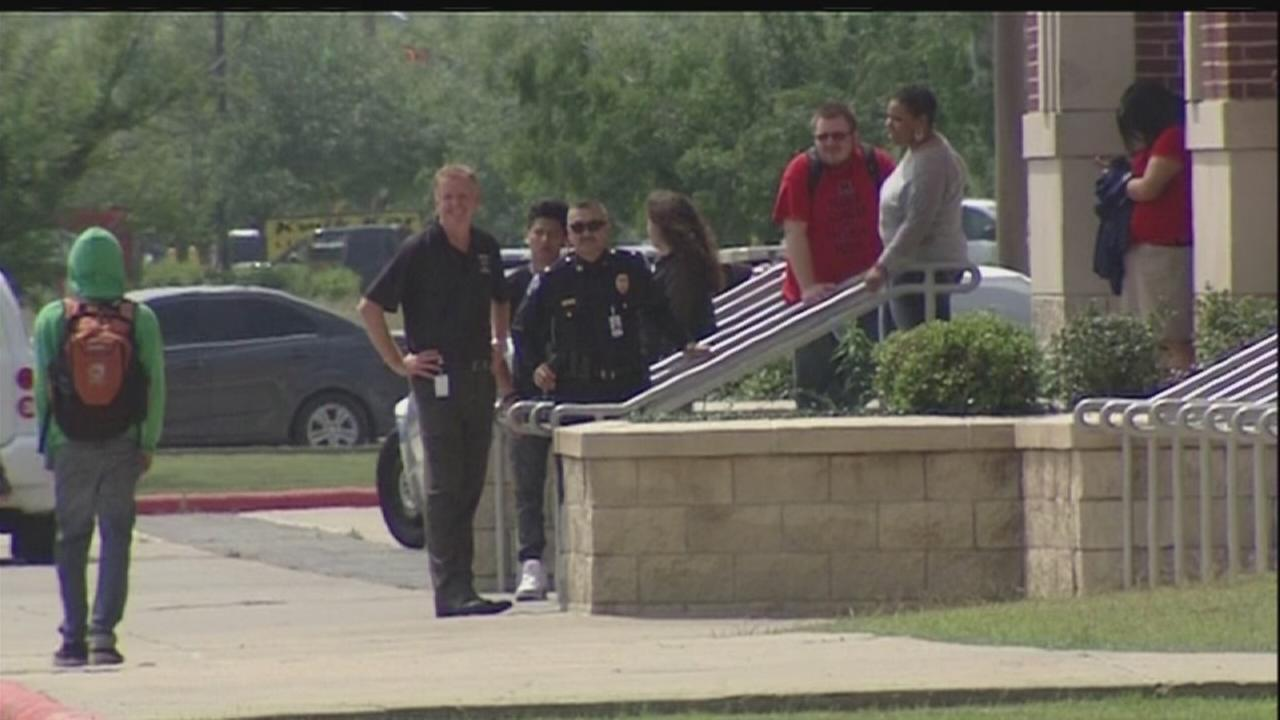 Student wounded in knife attack on campus