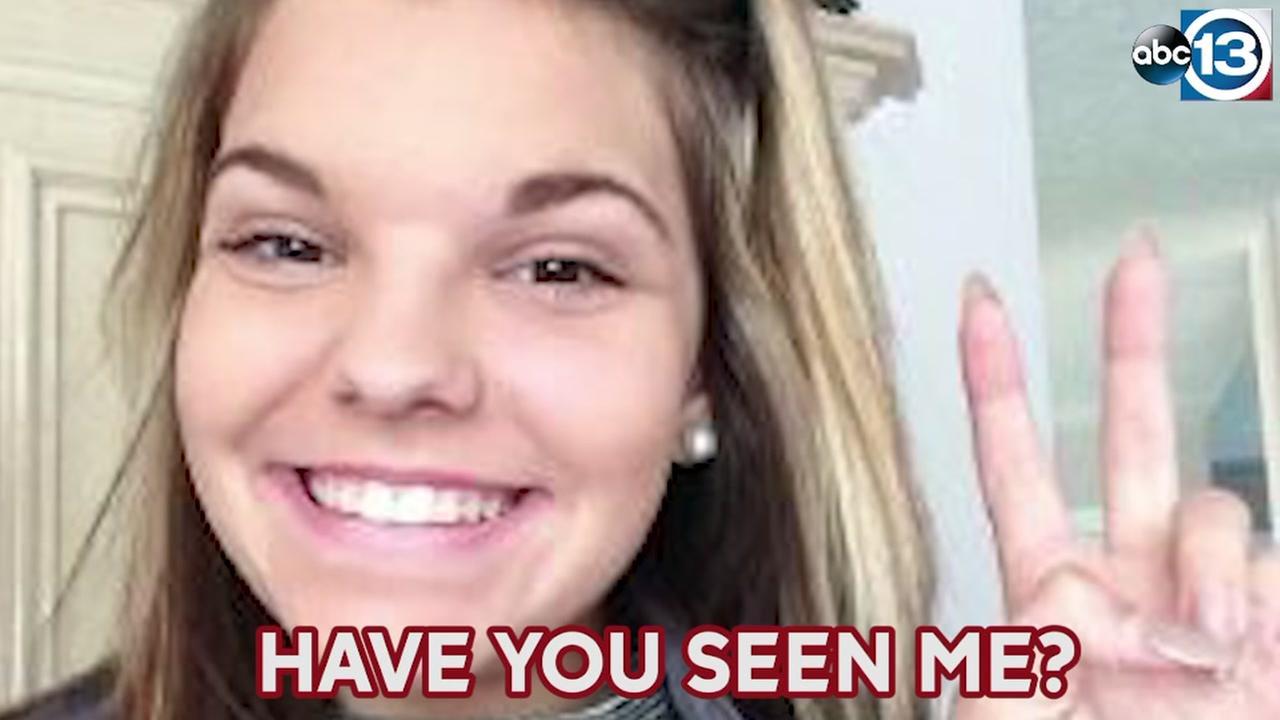 Missing teen: Andrea Tall