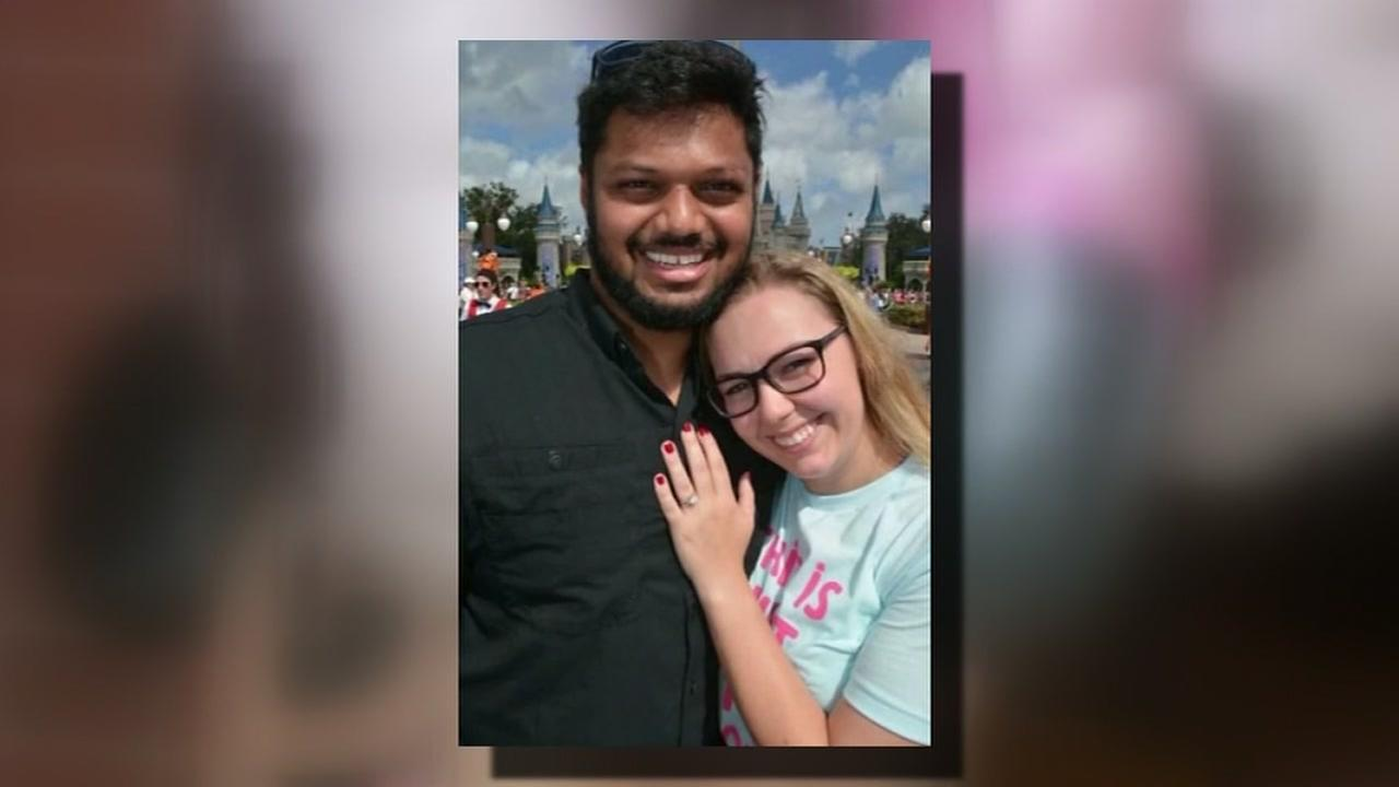 Couple gets Disney dream wedding