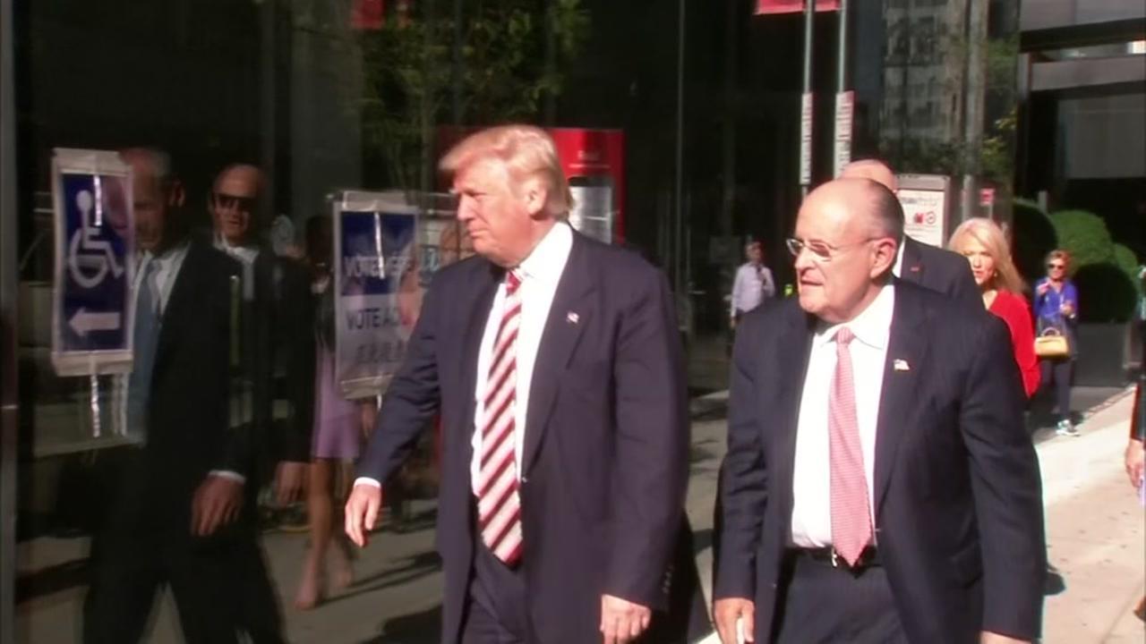 Rudy Giuliani says Trump repaid lawyer who bought porn stars silence