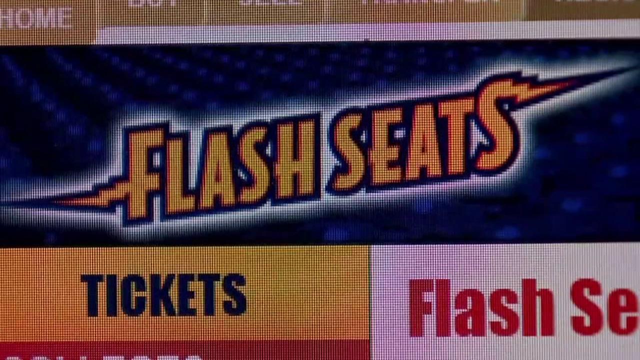 Flash seats account hacked