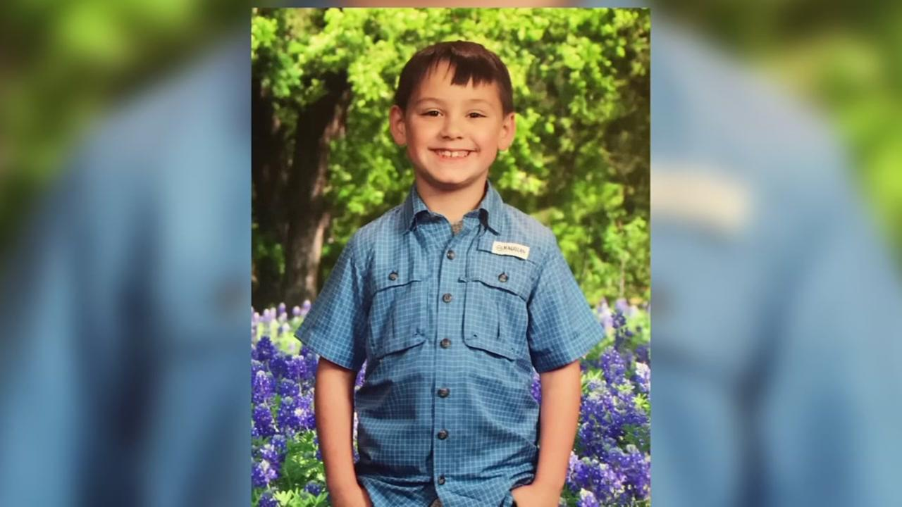 Pearland boy plans own birthday