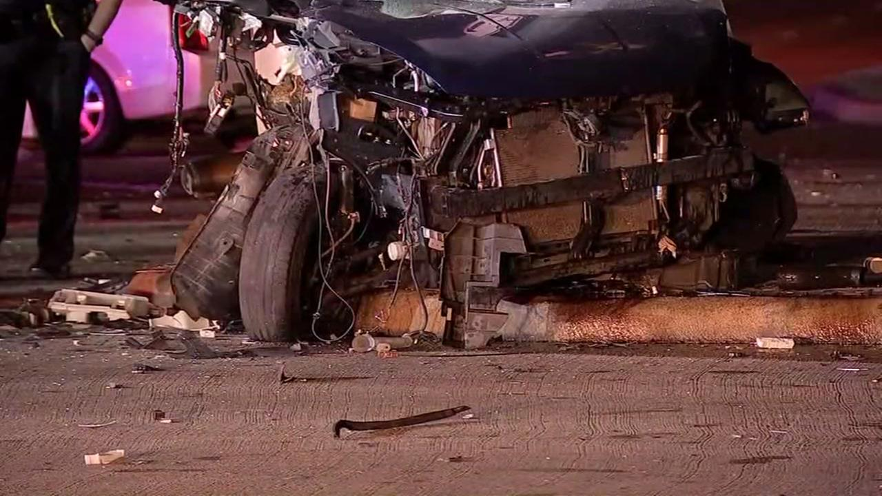 Innocent driver killed after chase ends in crash