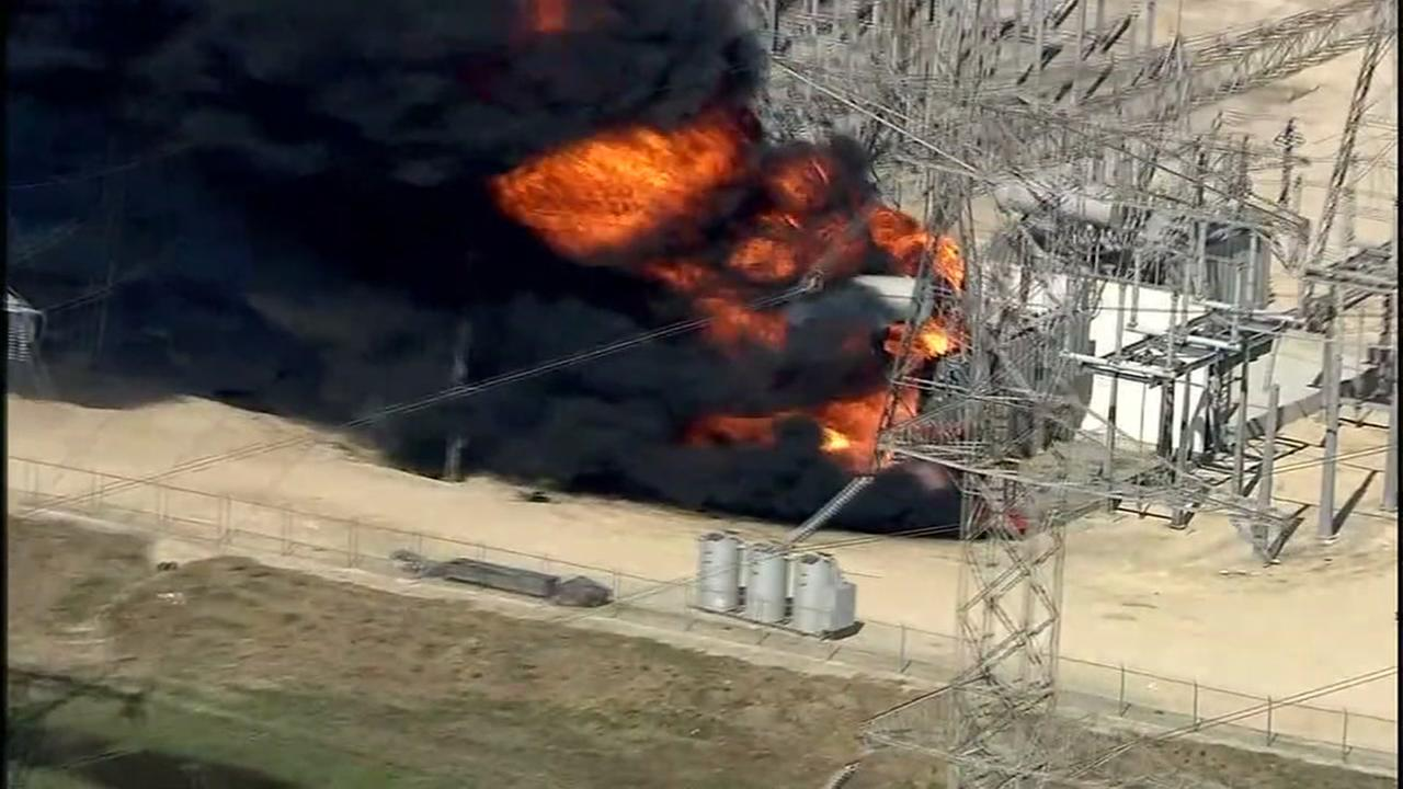 New details emerge of CenterPoint facility fire