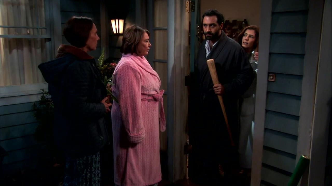 Roseanne faced backlash over episode on Muslim neighbors