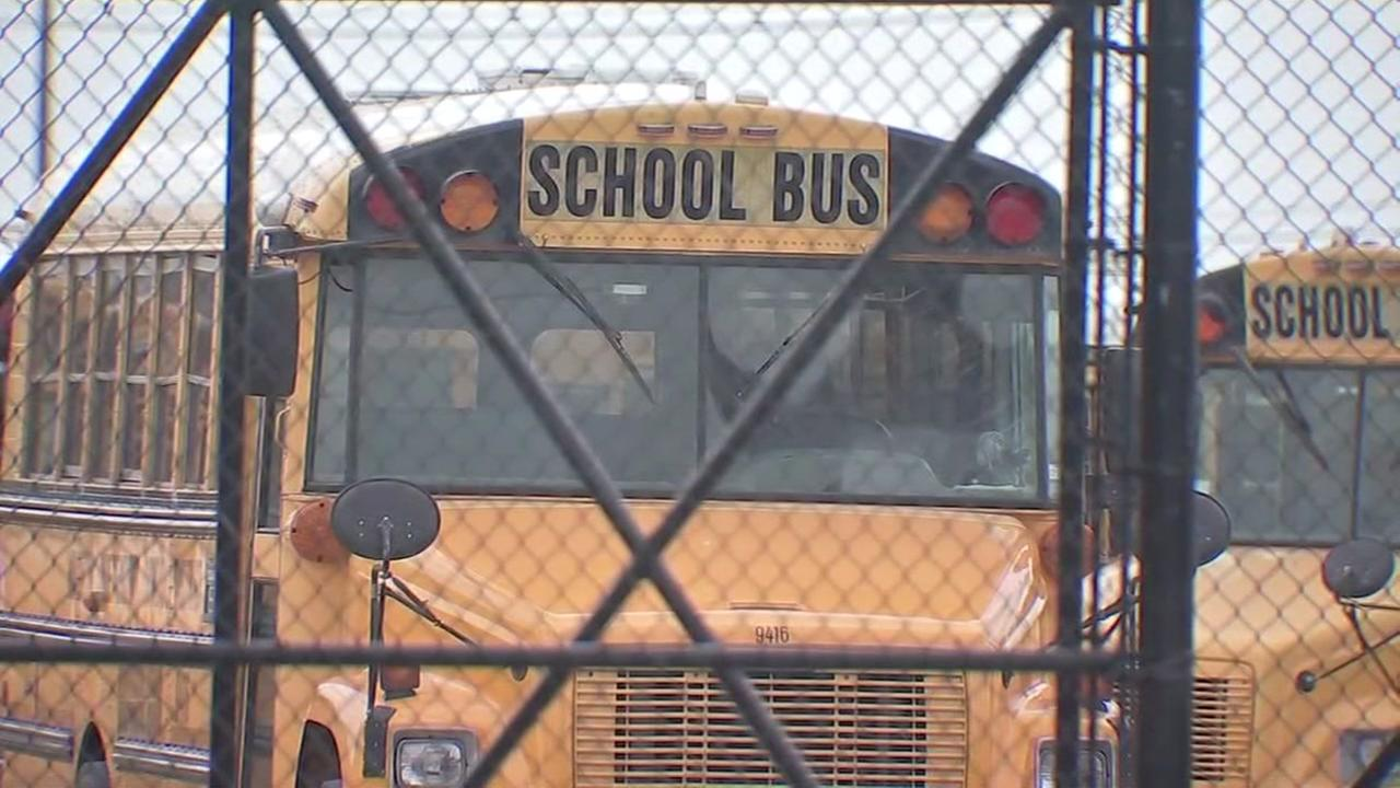 Houston ISD hiring bus drivers