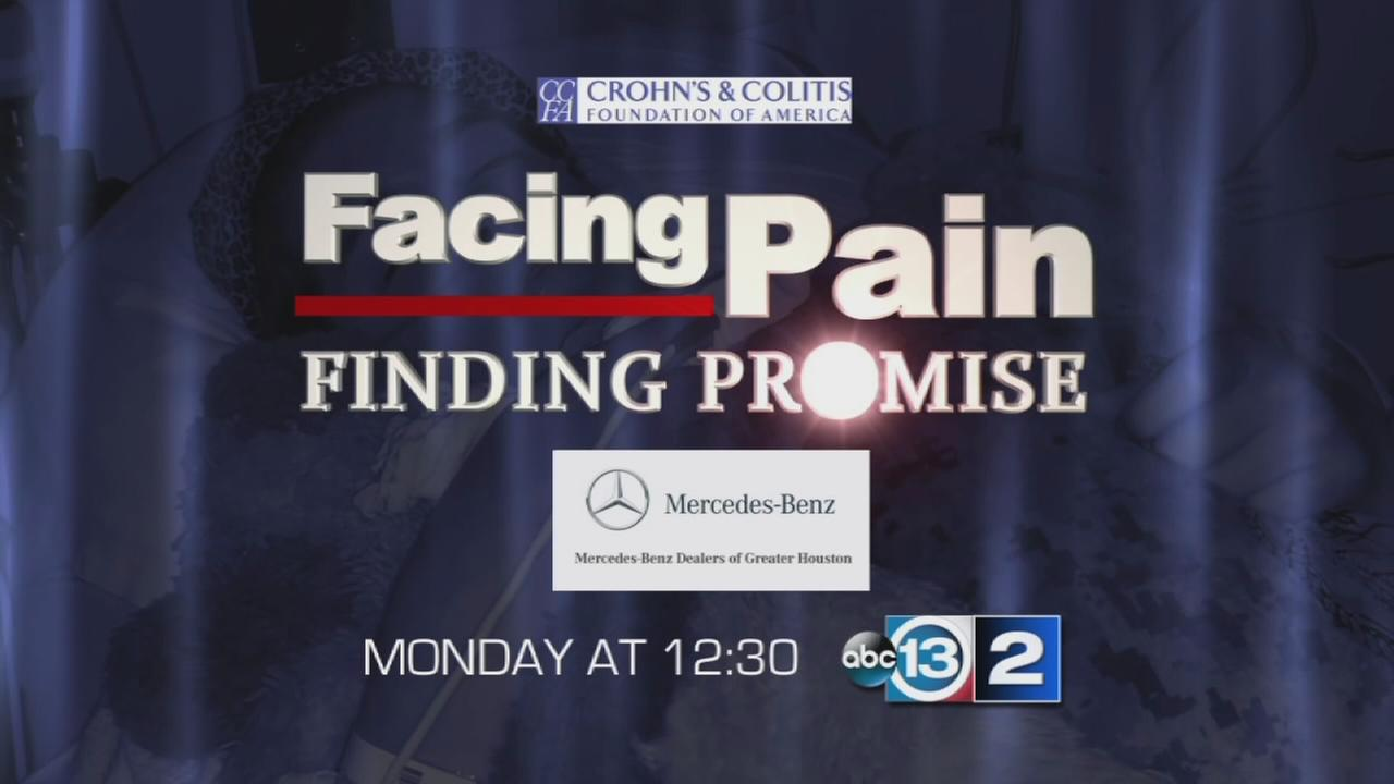 Facing Pain, Finding Promise