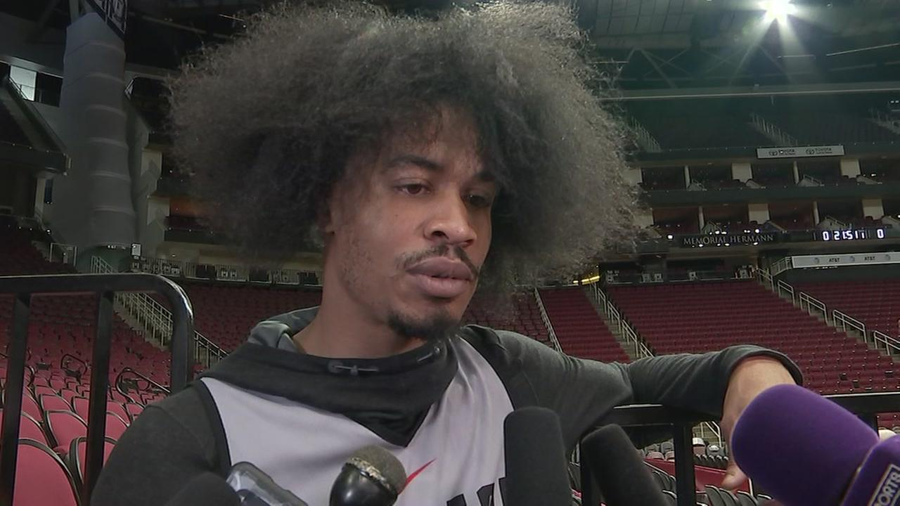Unbraided Rockets Gerald Green Talks About His H Town Pride Sport