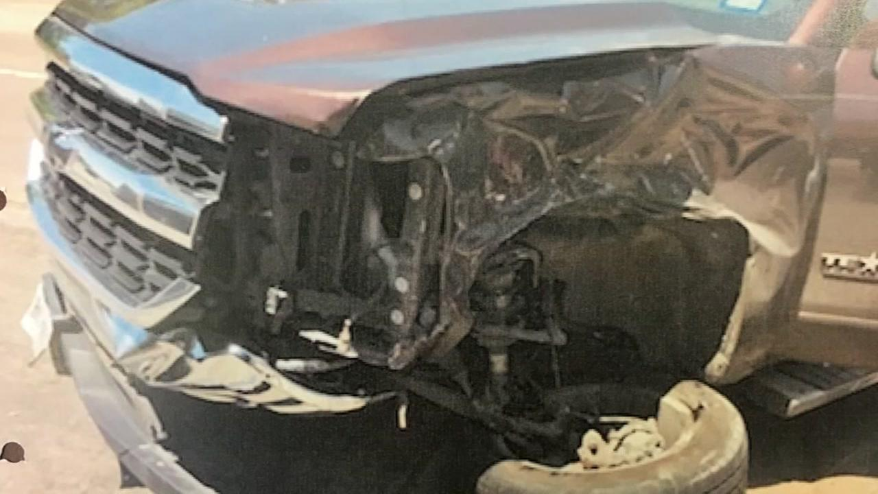 Innocent woman shares struggles after police vehicle crashed into her during chase
