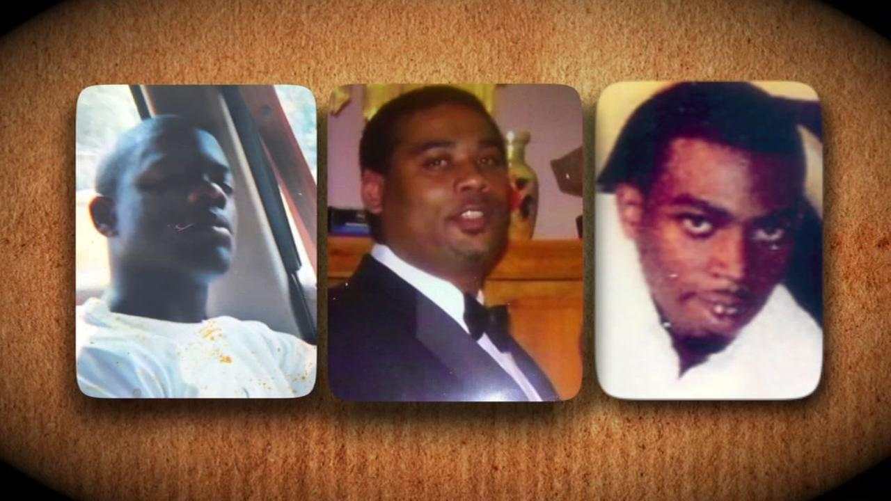 Cold case: 3 family members murdered