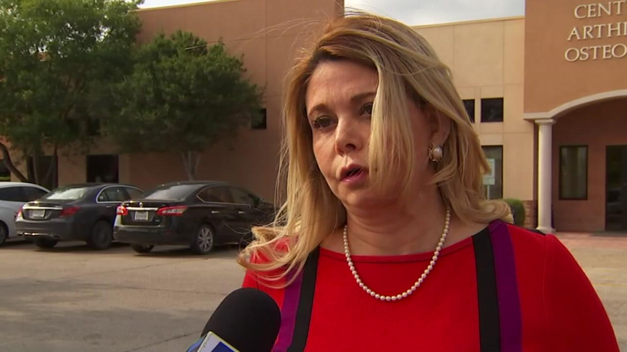 The wife of Dr. Zamora-Quezada says her husband will be cleared of fraud charges