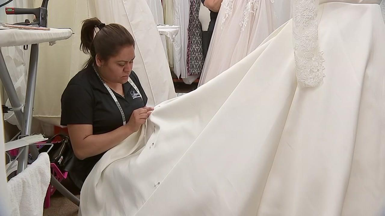 Seamstress suggestions for your wedding