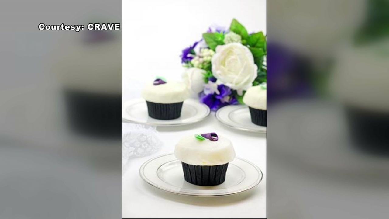 Craves royal cupcakes