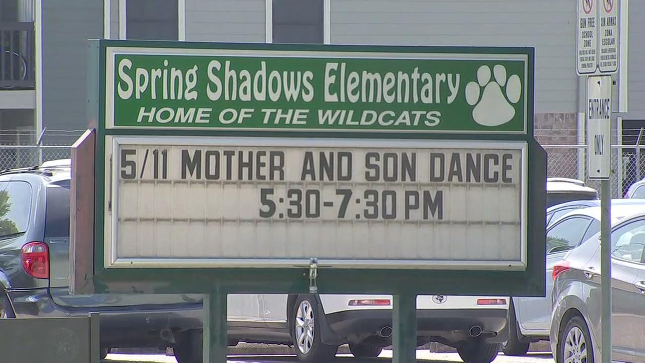 Vandals smash windows at Spring Branch ISD school