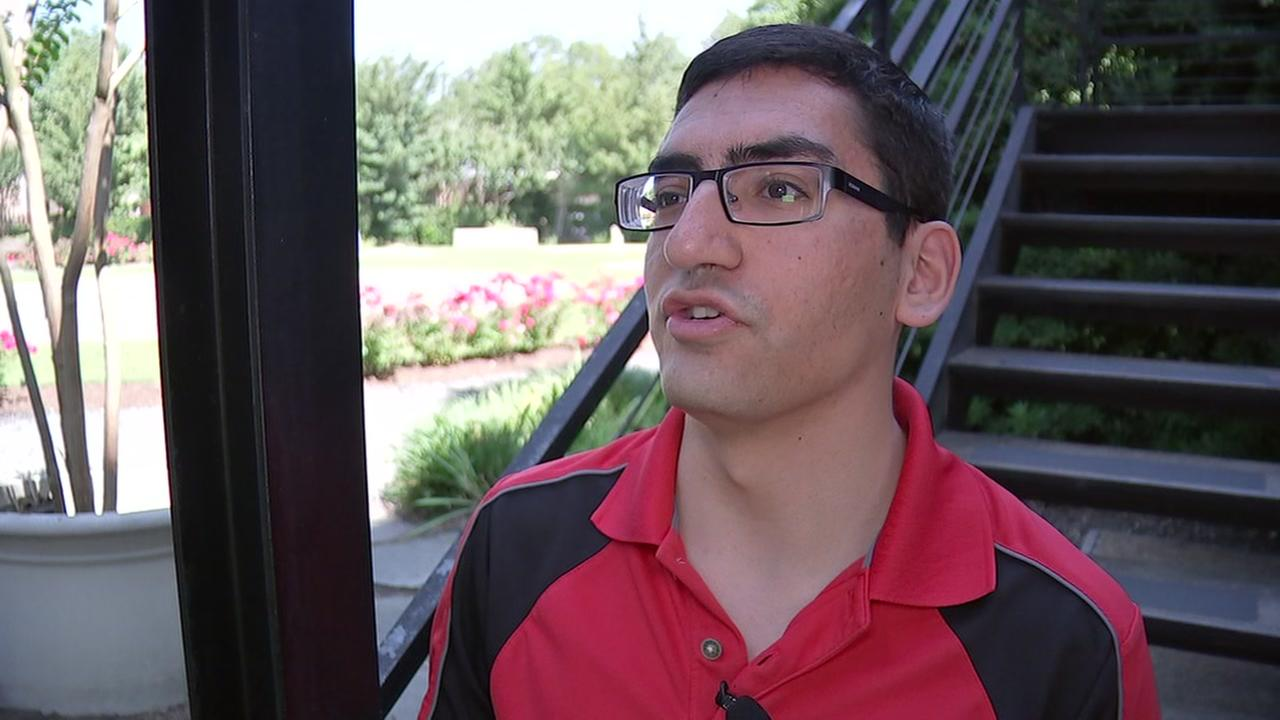 St. Thomas student with autism to graduate with two degrees