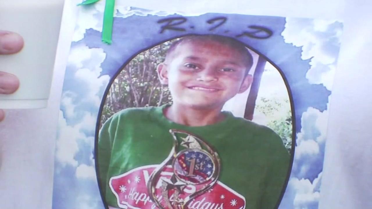 Community remembering Josue Flores