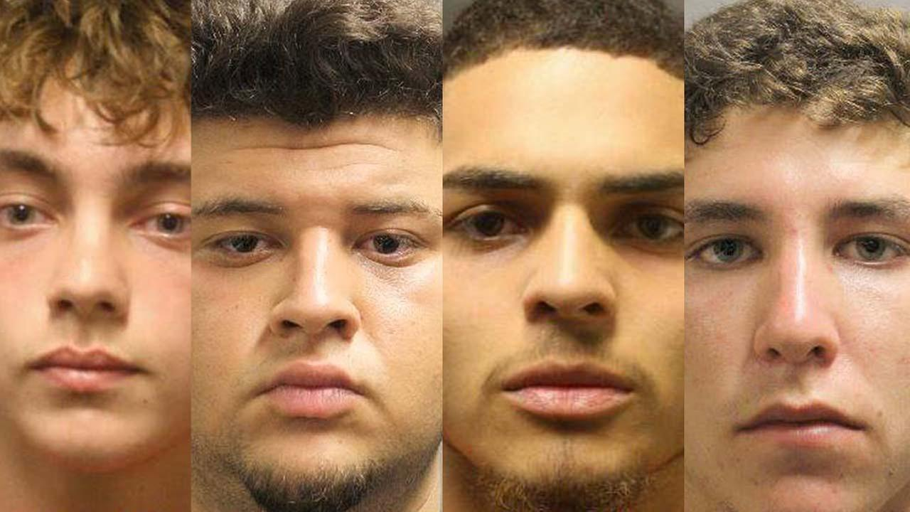 4 arrested in drug bust