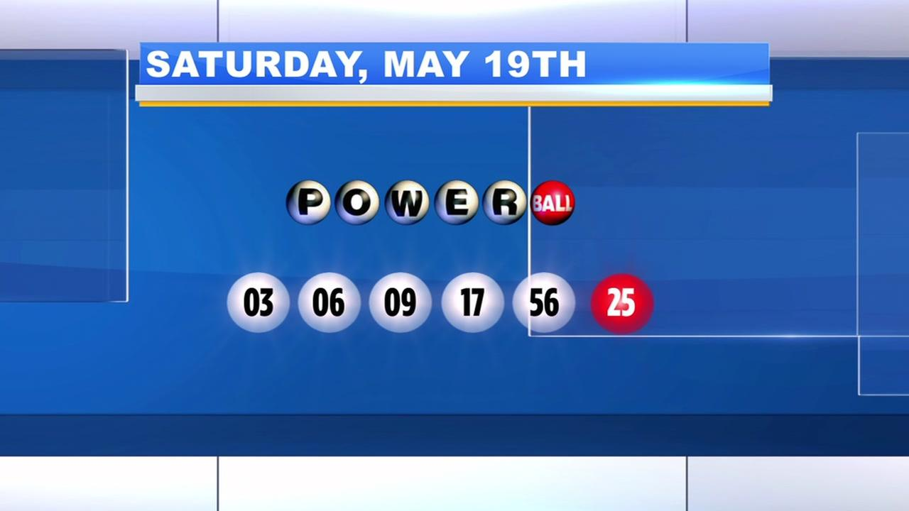 Winning powerball ticket sold in Houston