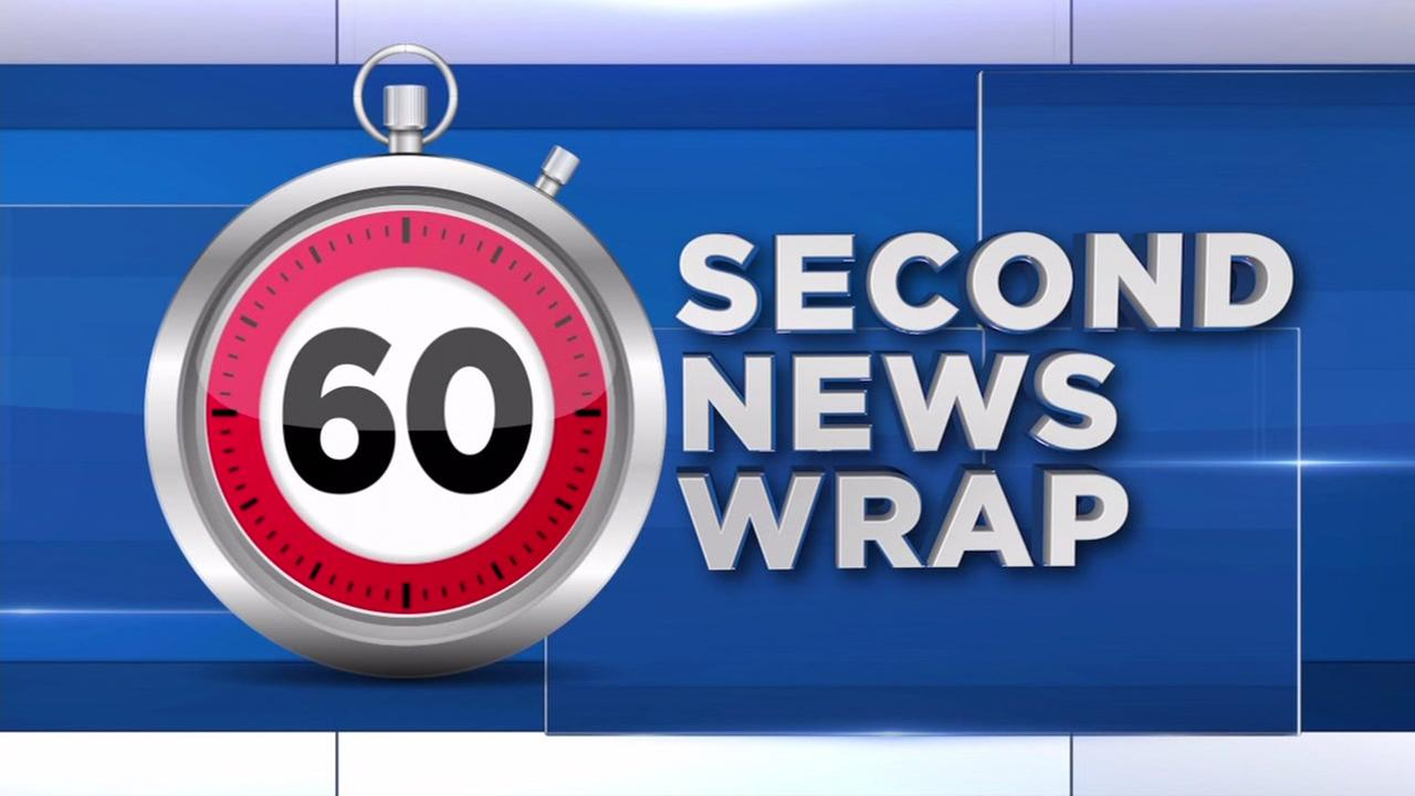 60-Second News Wrap
