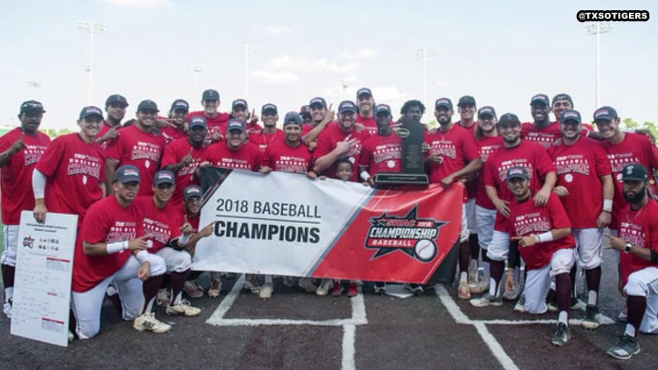 Texas Southern wins SWAC baseball tournament