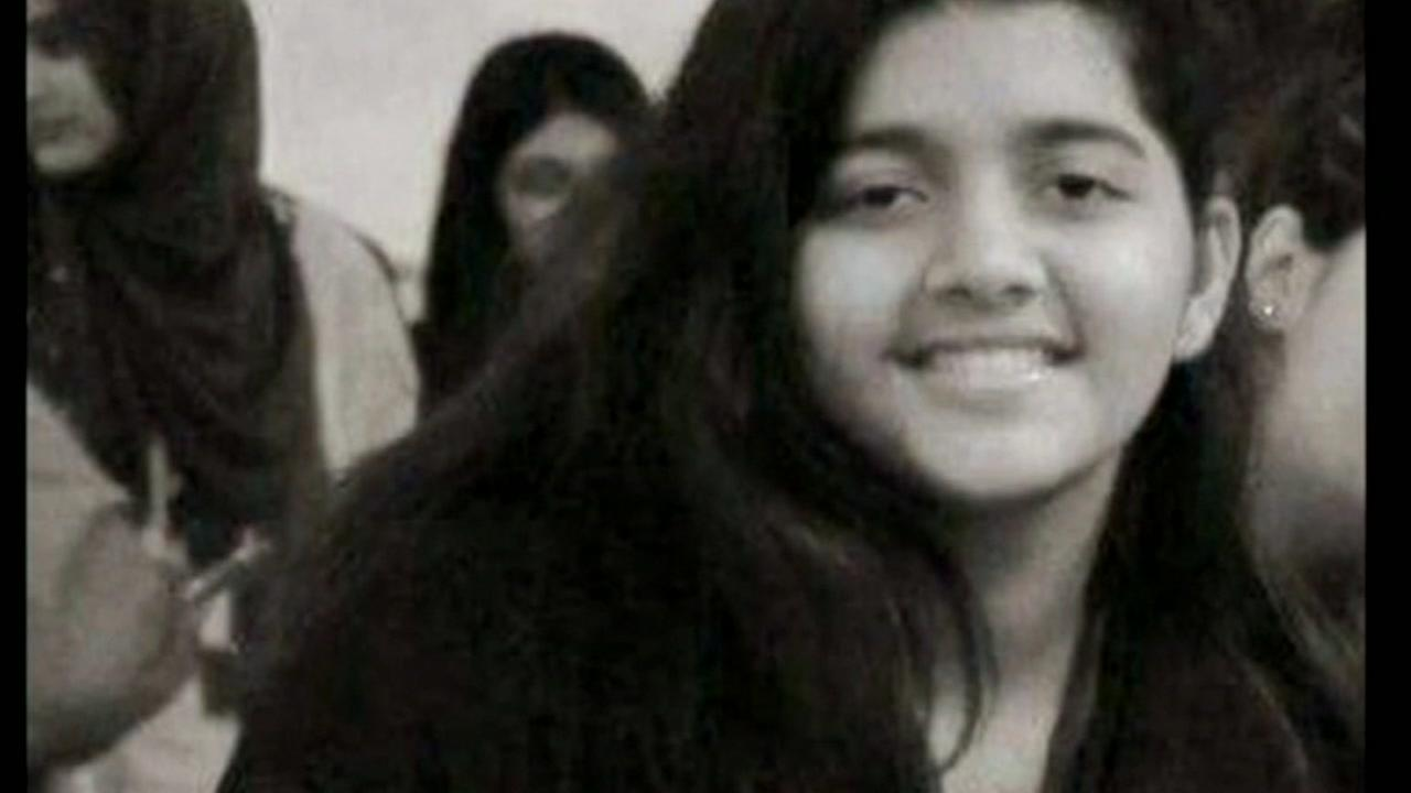 Thousands gather for memorial of exchange student from Pakistan killed in Santa Fe HS shooting