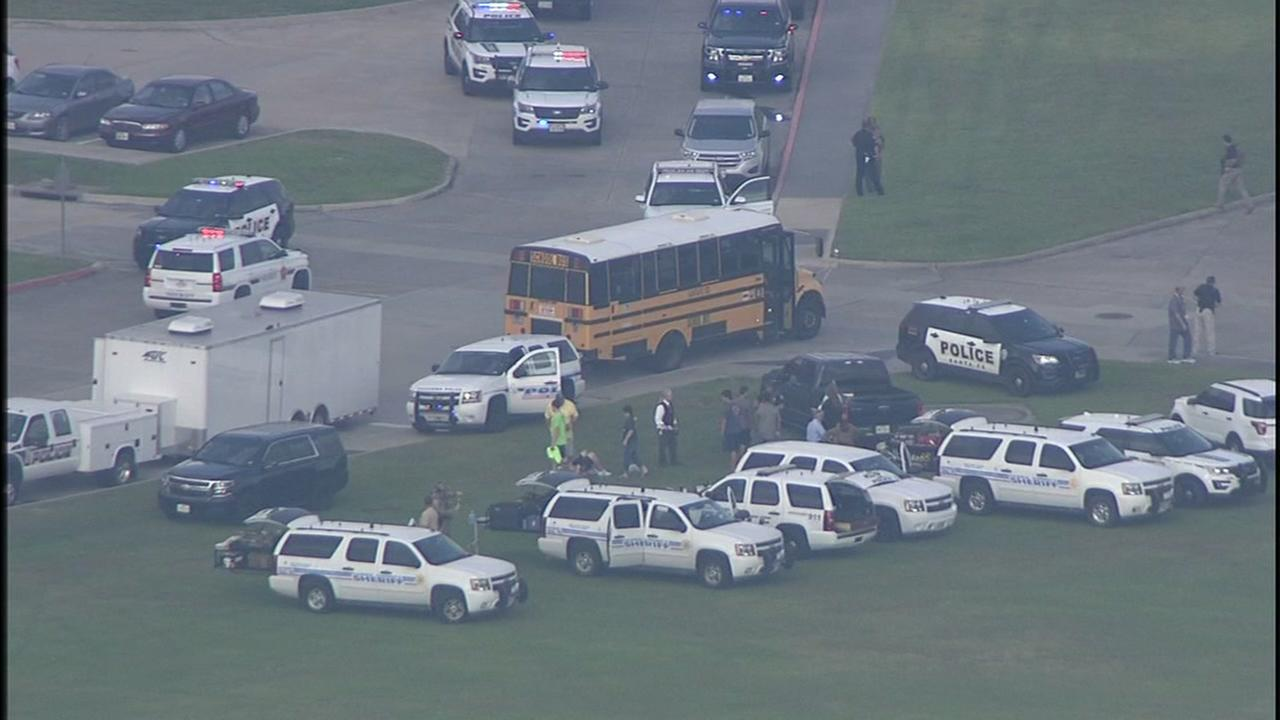 Galveston Co. sheriff reveals new details on Santa Fe High School shooting timeline