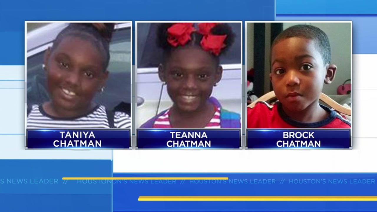 Burnet County Sheriff's Office is searching for three children
