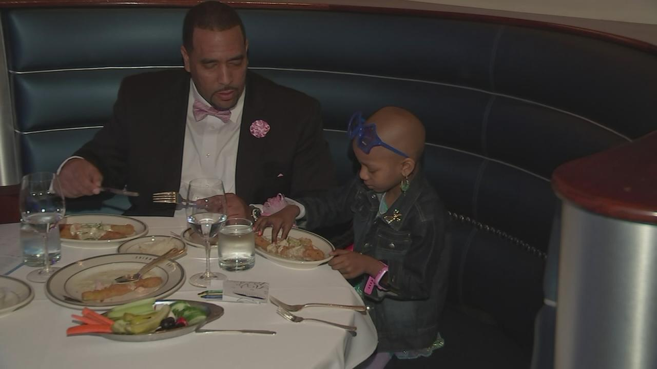 Girl battling cancer gets 6th birthday wish