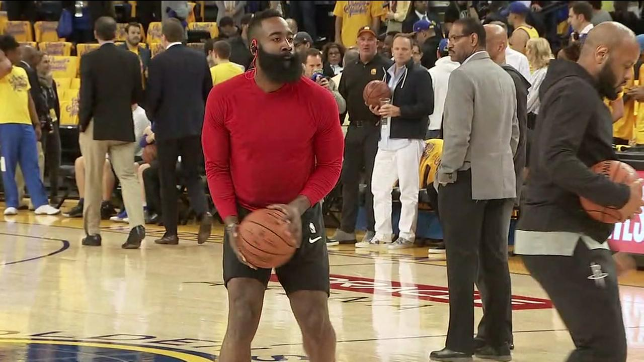 Rockets in must-win mode for Game 4