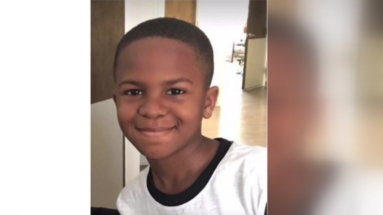 Missing nine year old from West Houston