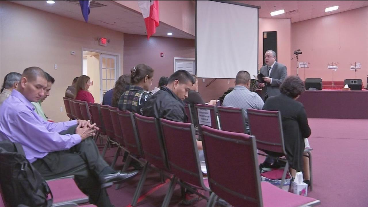 Church sermons subpoenaed amid HERO fight