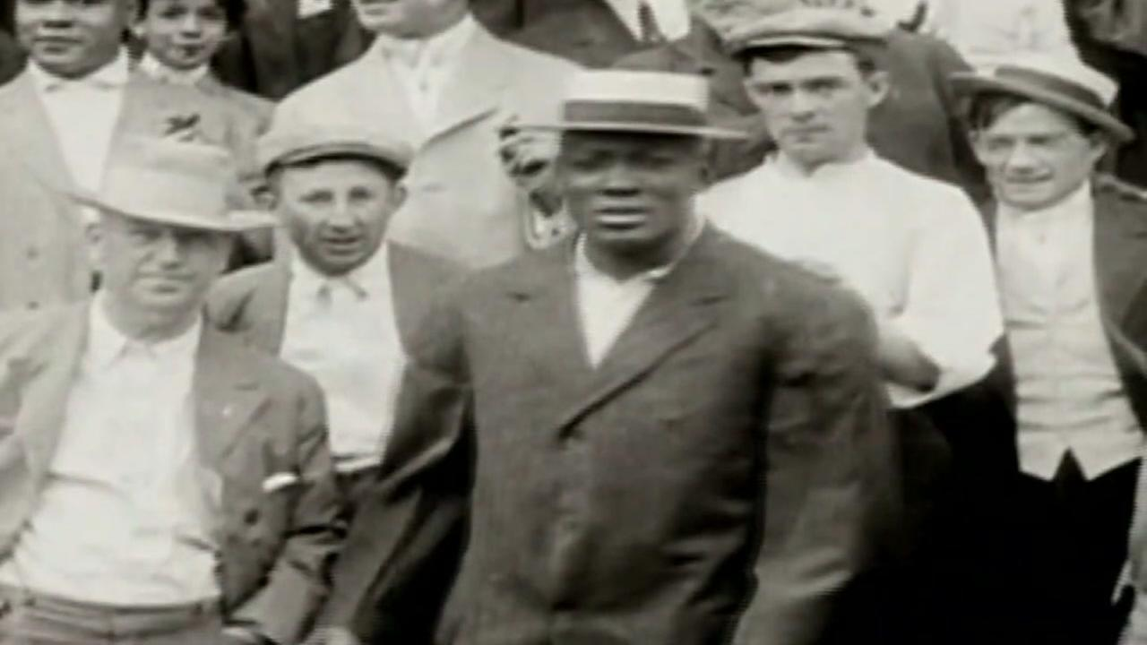 President Trump pardons late boxer and Galveston-native Jack Johnson