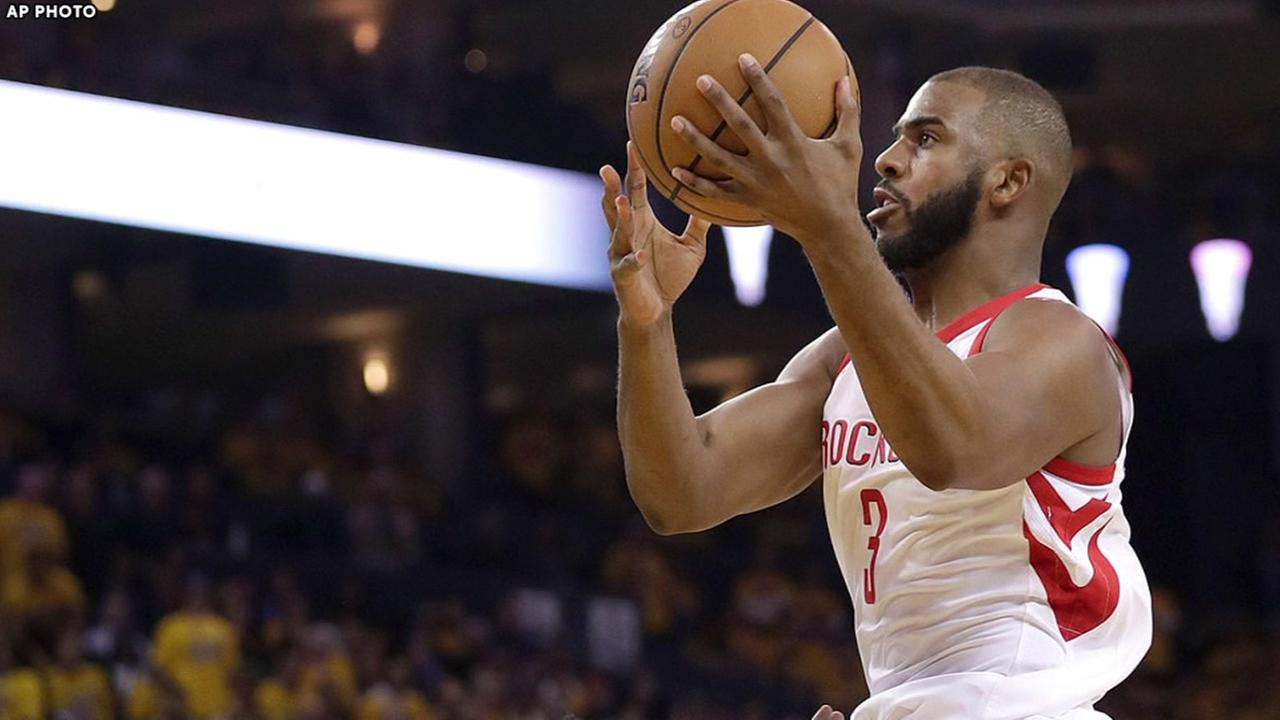 Rockets role players key to possible Game 5 success
