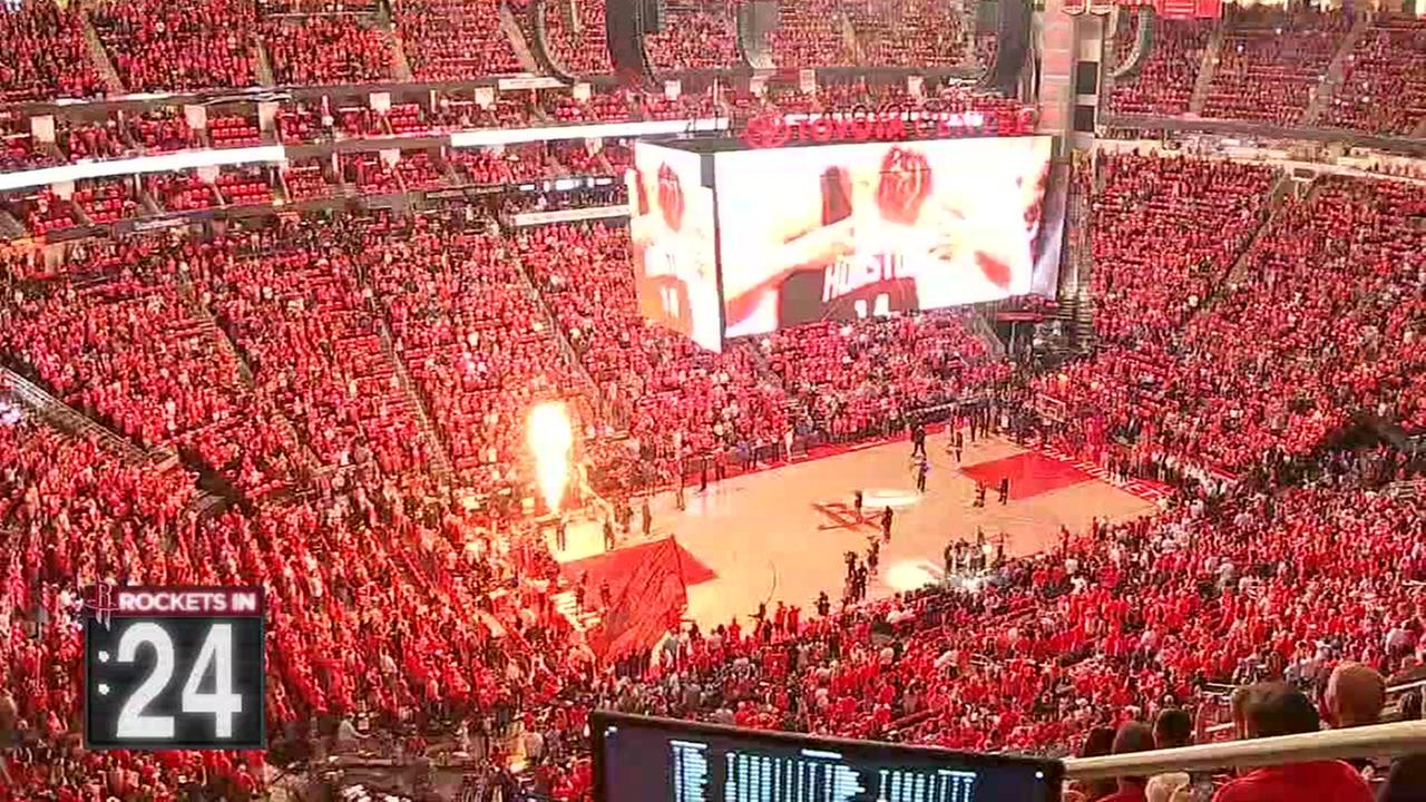 Rockets in 60 seconds: Houston leads series with Game 5 win