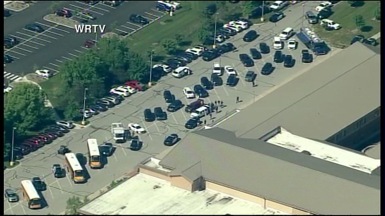 School shooting in Indiana