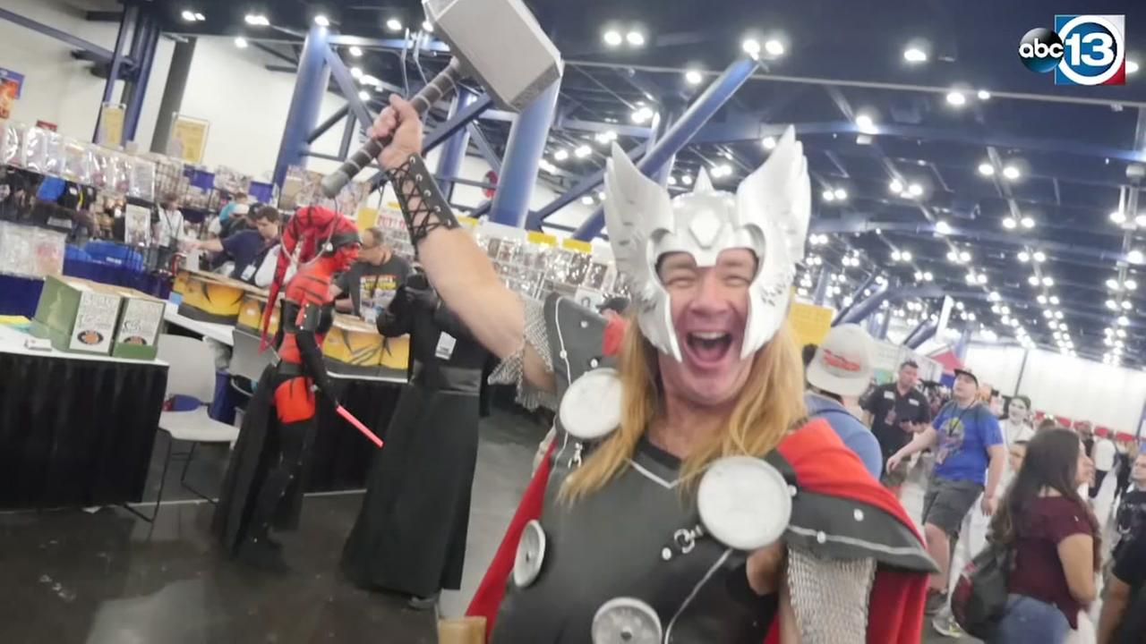 Why you should wear a costume to Comicpalooza