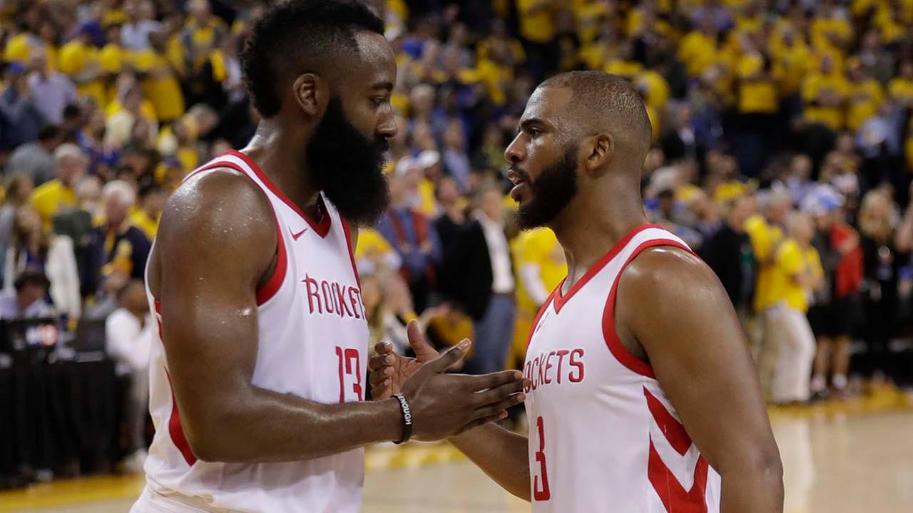Rockets prepare for Game 6 against Golden State