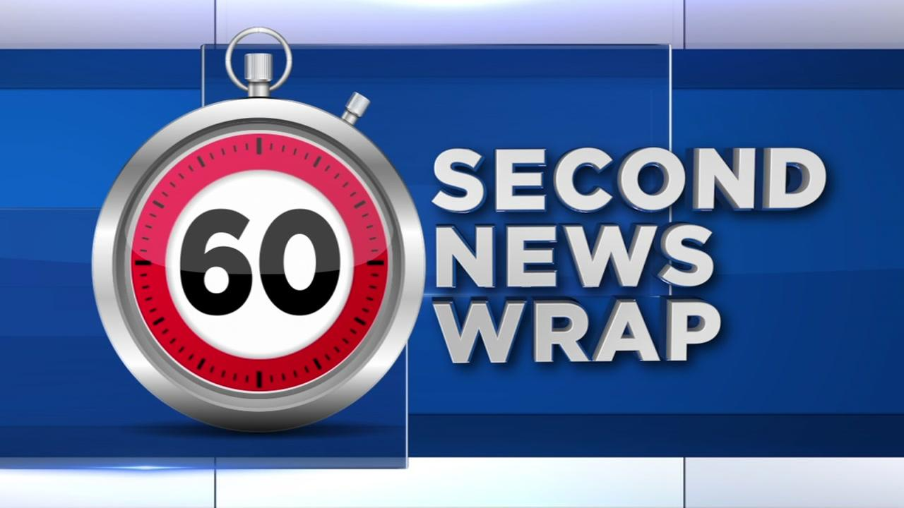 News you need to know in 60 seconds