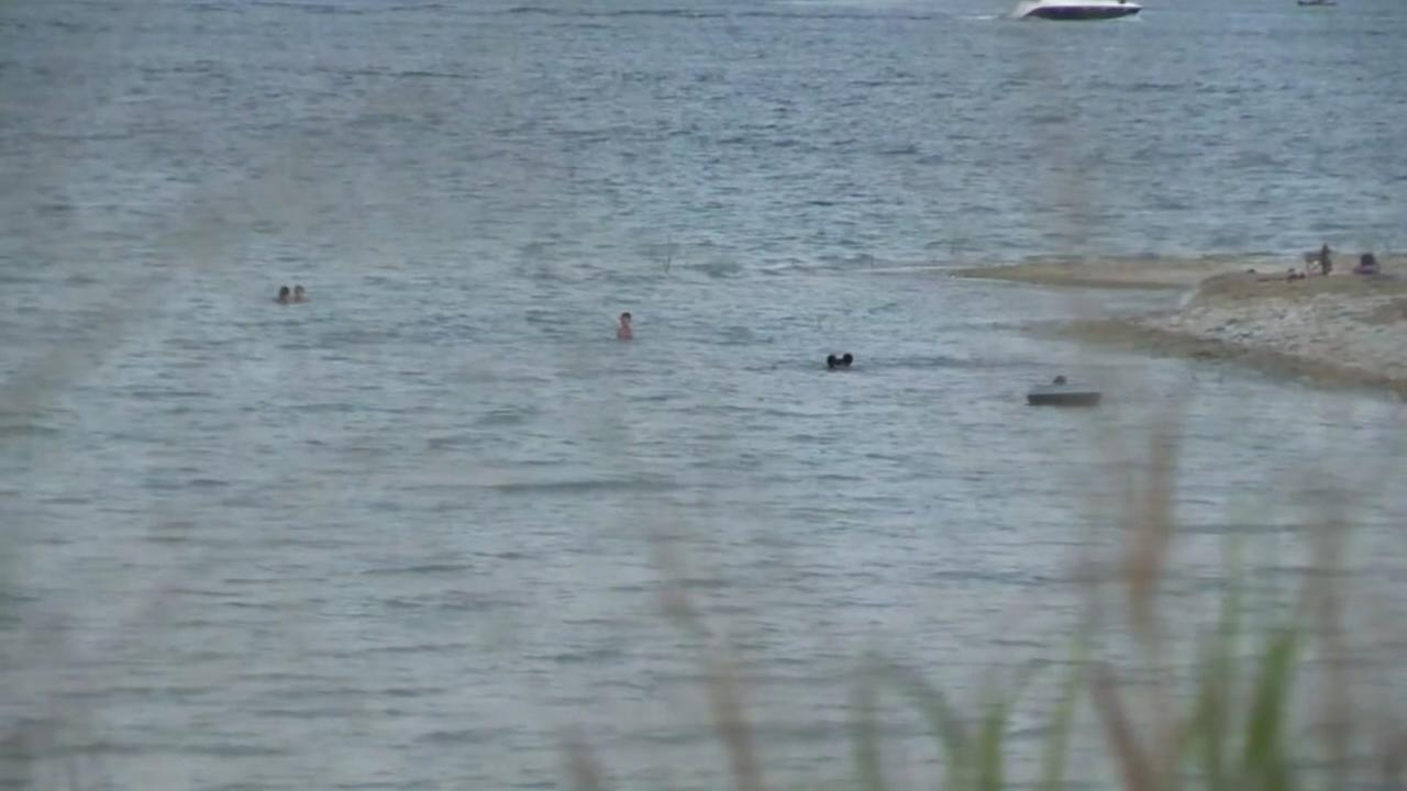 Rescuers searching for missing swimmer in Austin