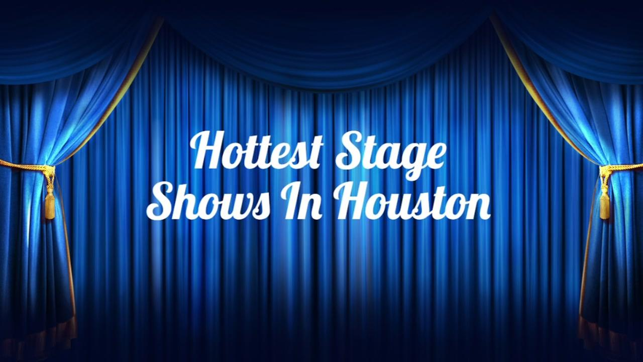 Heres a look at some hot stage shows at Houston theatres