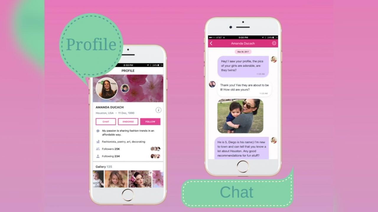 Social mama app