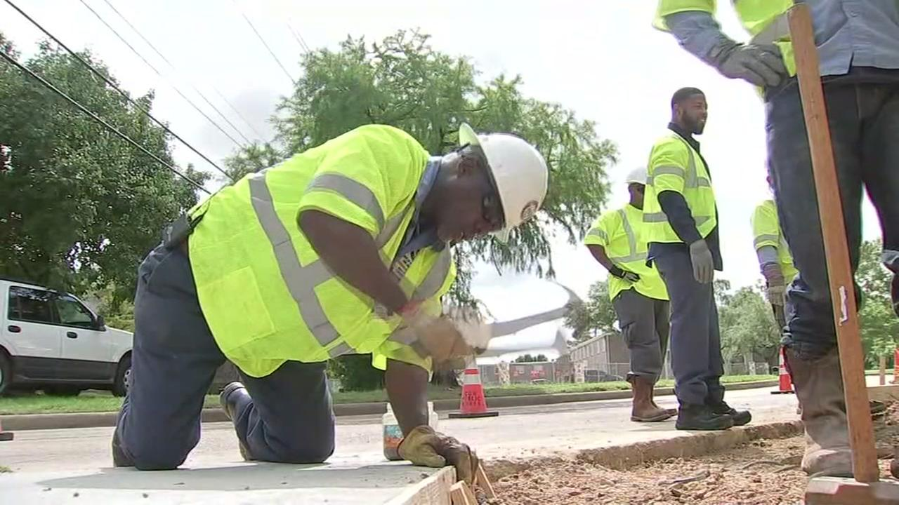 Houston re-entry program helps former offenders with gainful employment