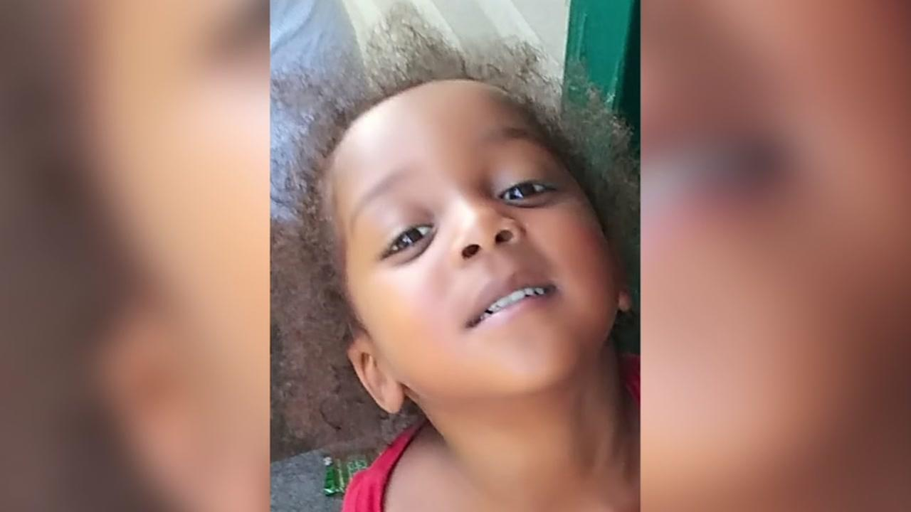 Child hit by stray bullet undergoes 6th surgery since shooting
