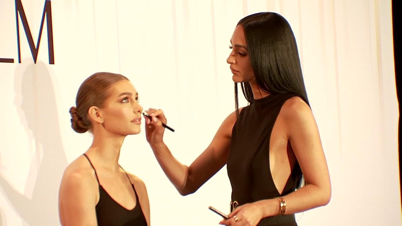 Houston-born makeup artist to stars like Kardashians gives makeup master class