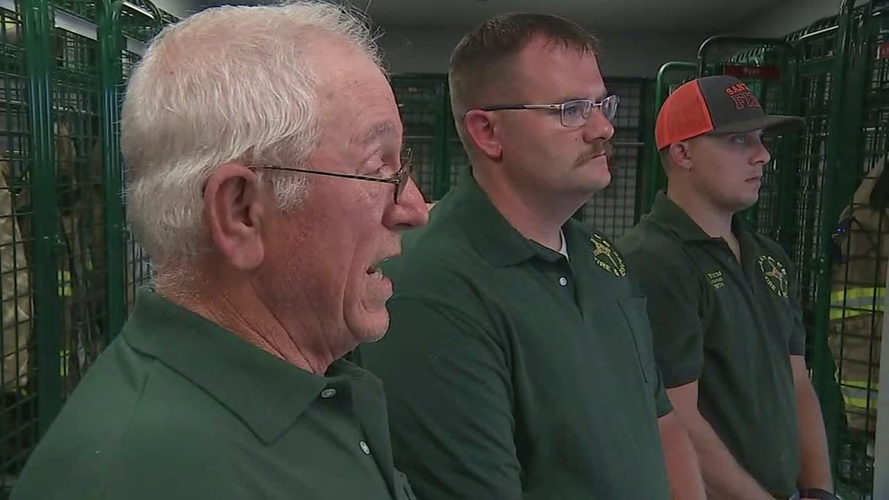 Santa Fe first responders share stories of bravery