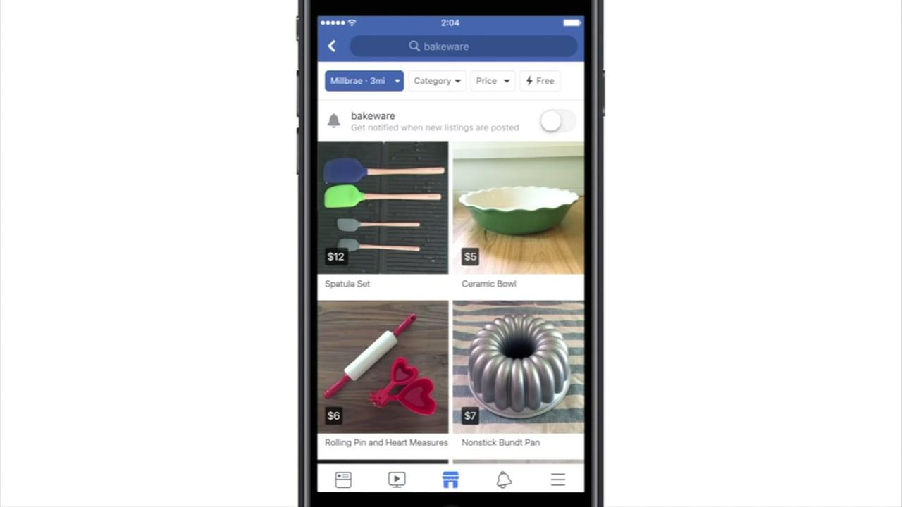 Launching your business on Facebook marketplace