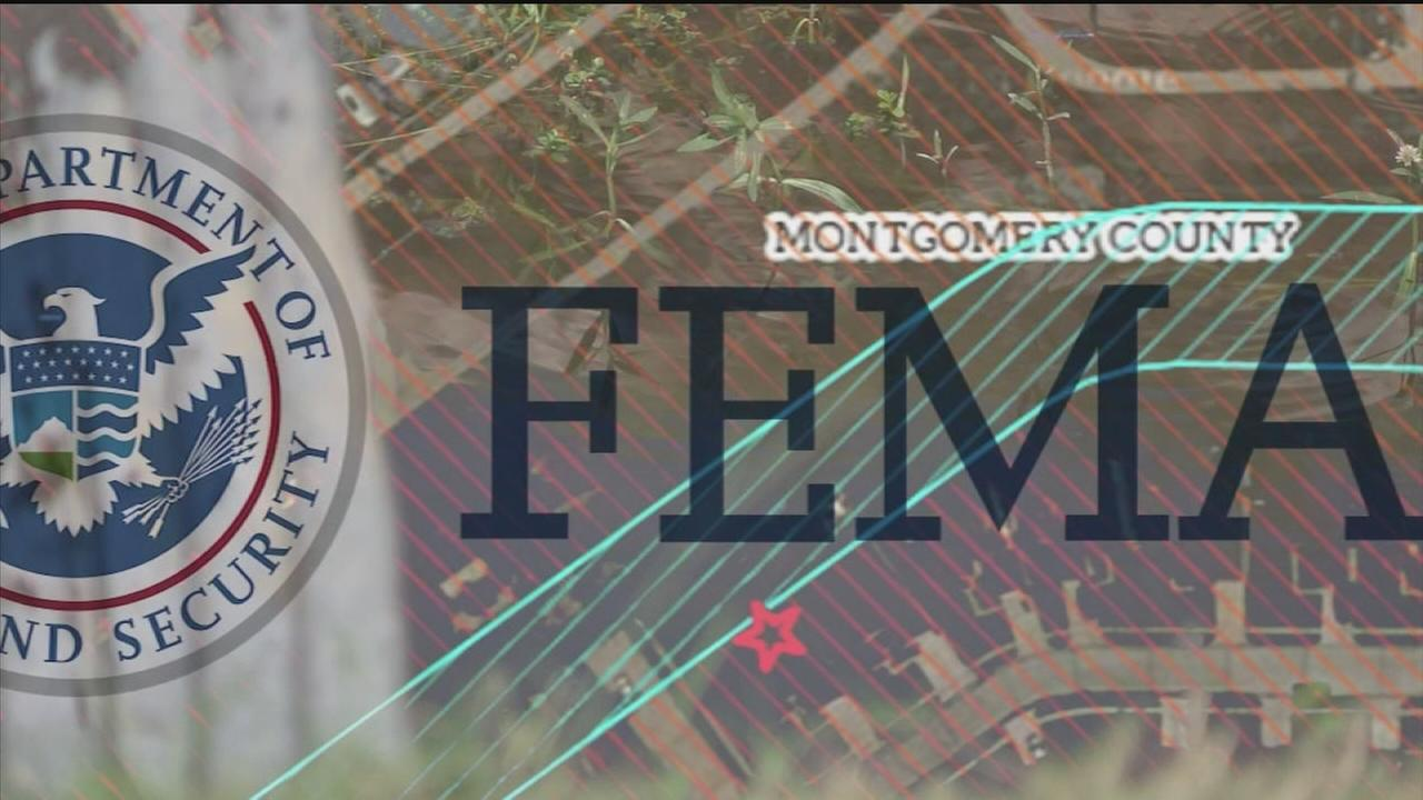 FEMA fixes flood map mistake